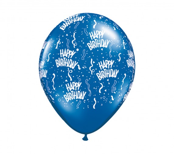 Blue Birthday