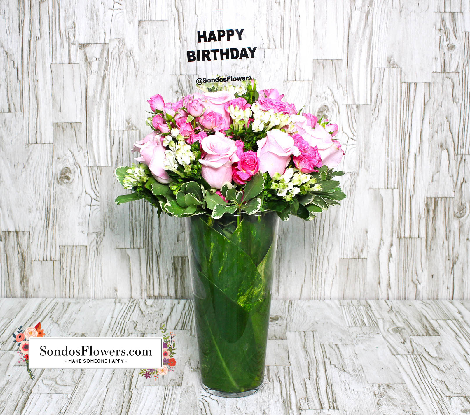 Fairytale happy birthday send fresh flowers gifts online kuwait fairytale happy birthday izmirmasajfo