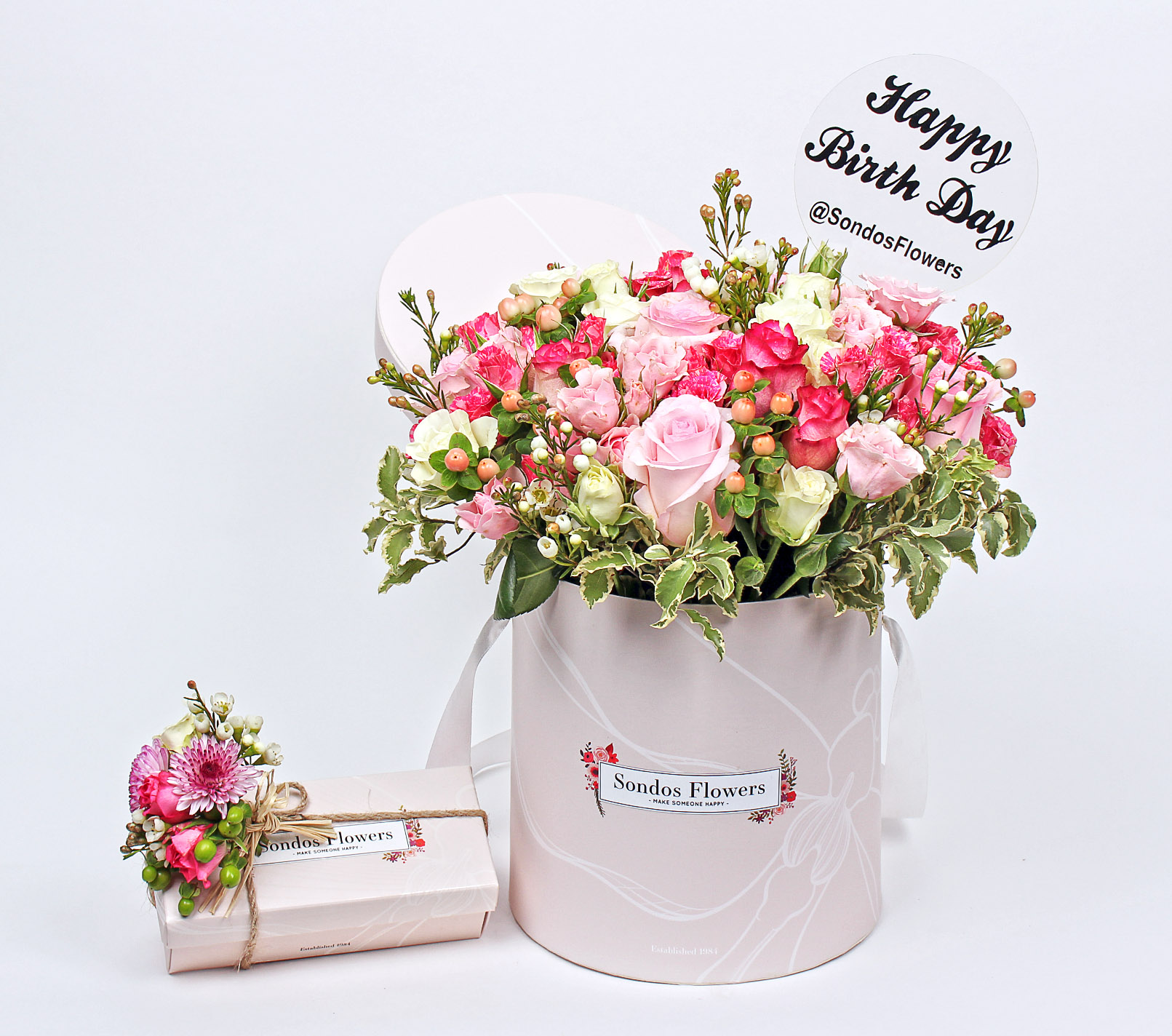 Just pretty send fresh flowers gifts online kuwait sondos flowers just pretty izmirmasajfo