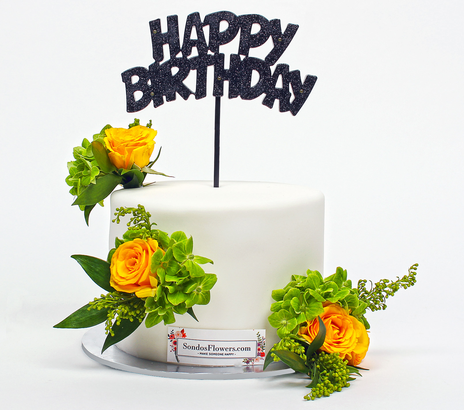 Sunshine Cake Send Fresh Flowers Gifts Online Kuwait Sondos Flowers