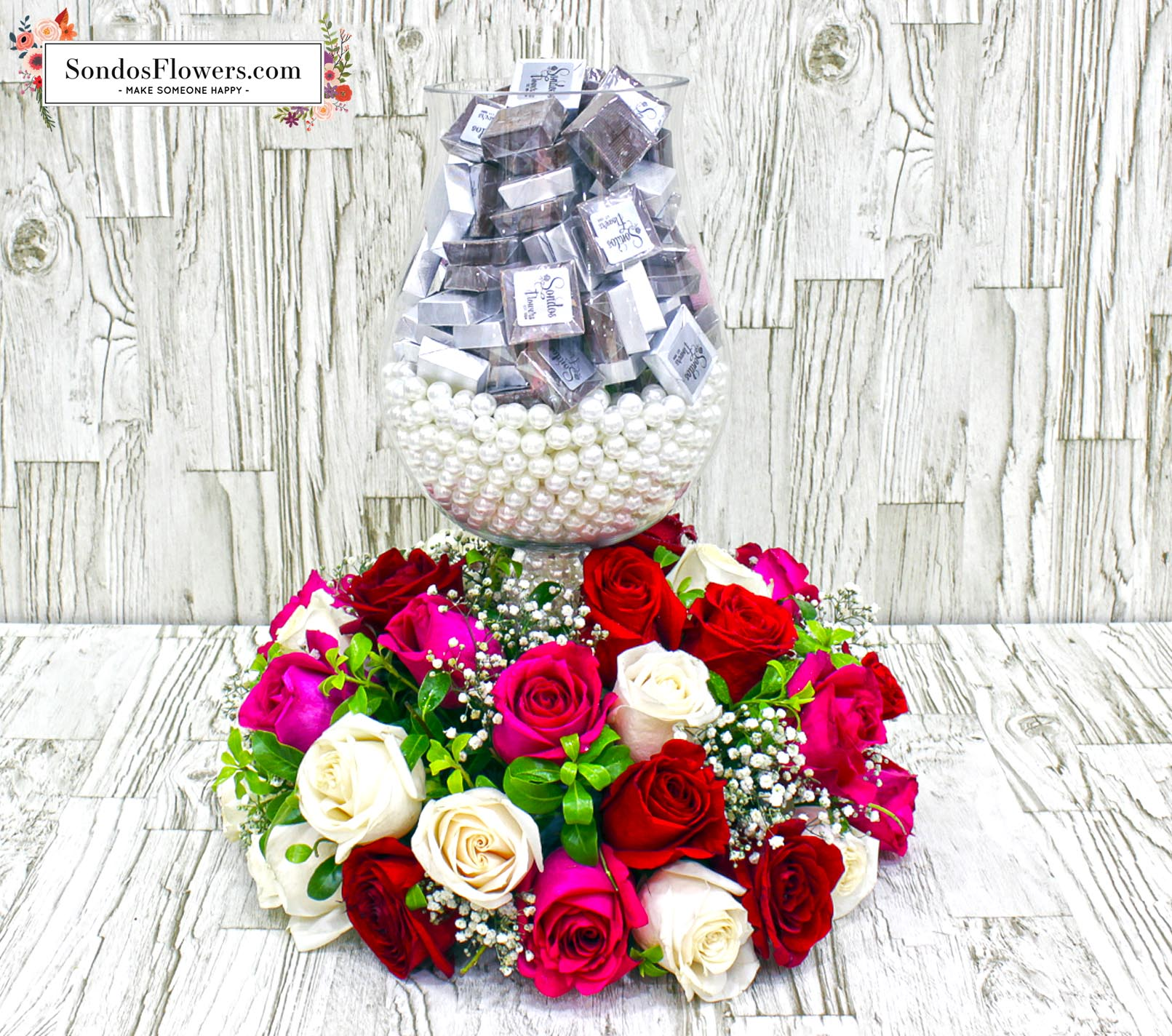 Mayomi Send Fresh Flowers Gifts Online Kuwait Sondos Flowers