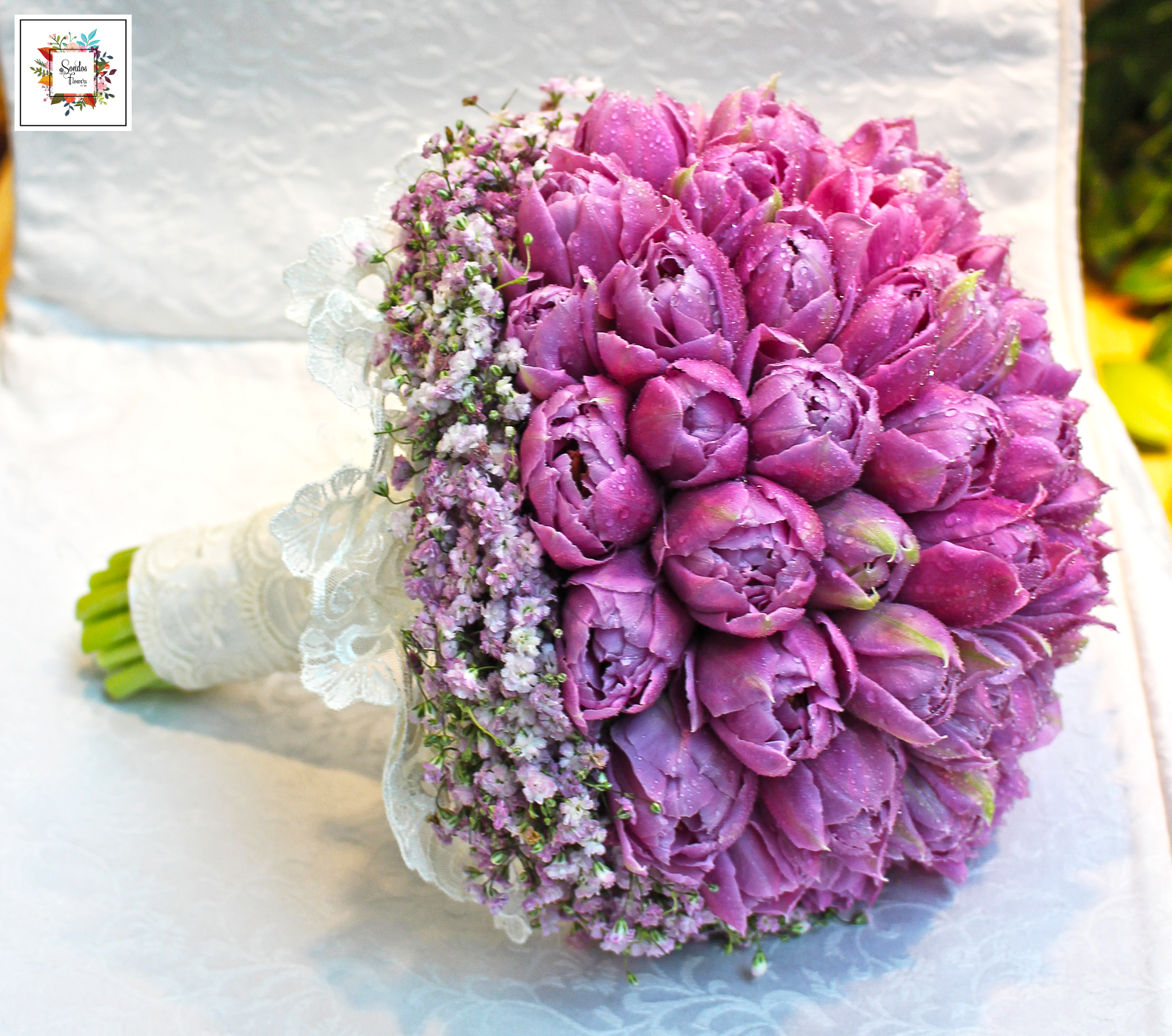 Bridal bouquets 38 send fresh flowers gifts online kuwait sondos bridal bouquets 38 izmirmasajfo Gallery