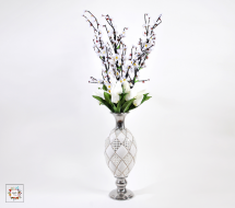 Crystal Art (Artificial Flowers)