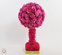 Tower Of Love (Artificial Flowers)
