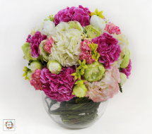 Mixed Art (Artificial Flowers)