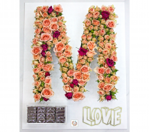 Roses & Letters (LOVE2)