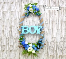 Blue boy (Artificial Flowers)
