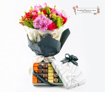 Dire i Fiori with Chocolates