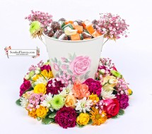 Sweety Floral Pot