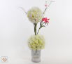 White Pearl (Artificial Flowers)